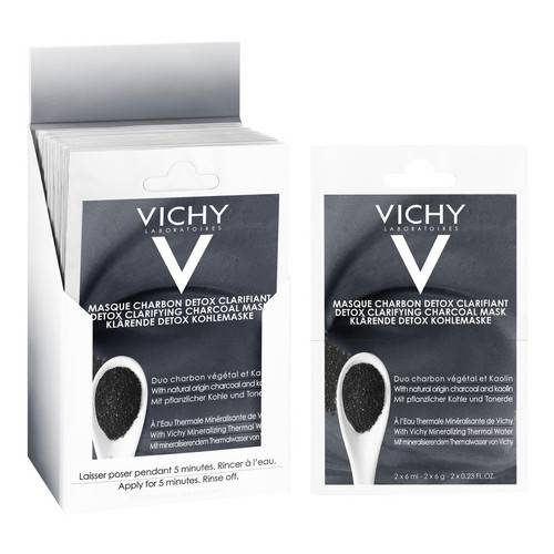 SA PT CHARCOAL MASK 2X6ML INTE