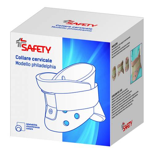 SAFETY Collare Cervicale Philadelphia P