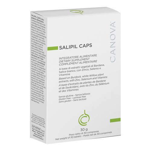 SALIPIL CAPS CANOVA 30CPR NEW