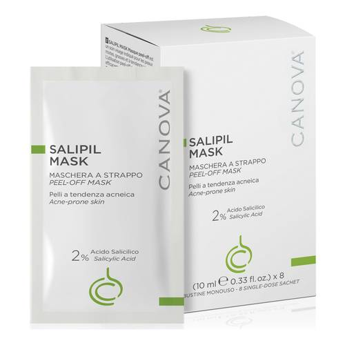 SALIPIL MASK CANOVA 8BUST 10ML