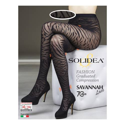 SAVANNAH 70 LACE NERO 2M