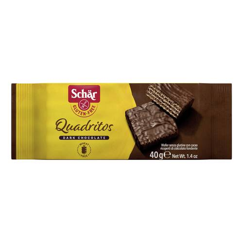 SCHAR Quadritos Wafer 40 g