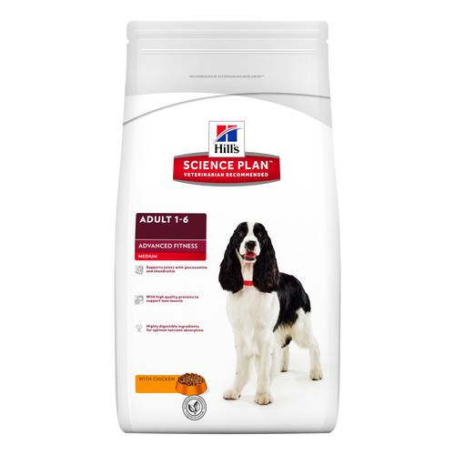 SCIENCEPLAN CANE ADULTO MINI POLLO 12kg