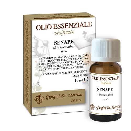 SENAPE Ferrier Italia 10 ml