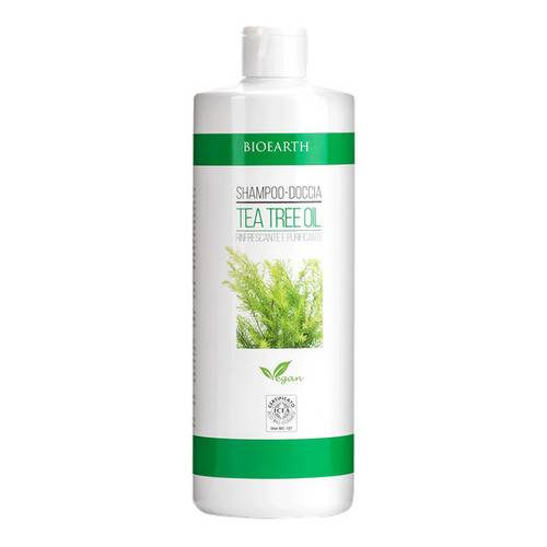 SHAMPOO-DOCCIA TEA TREE O500ML