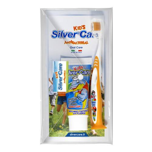 SILVER CARE KIDS BRUSH KIT