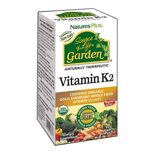 SOURCE OF LIFE GARDEN VIT K2