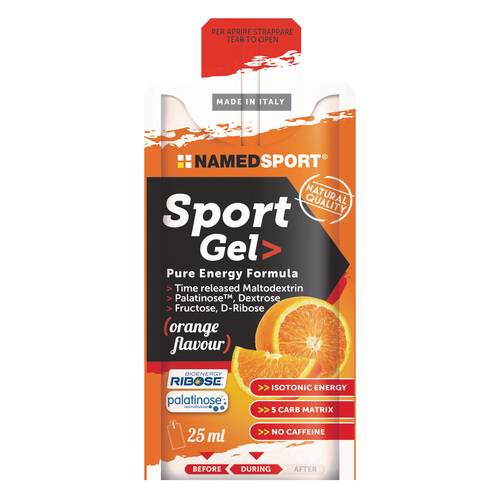 SPORT GEL ORANGE 25ML