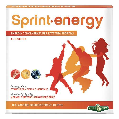 SPRINT ENERGY 10FLX12ML