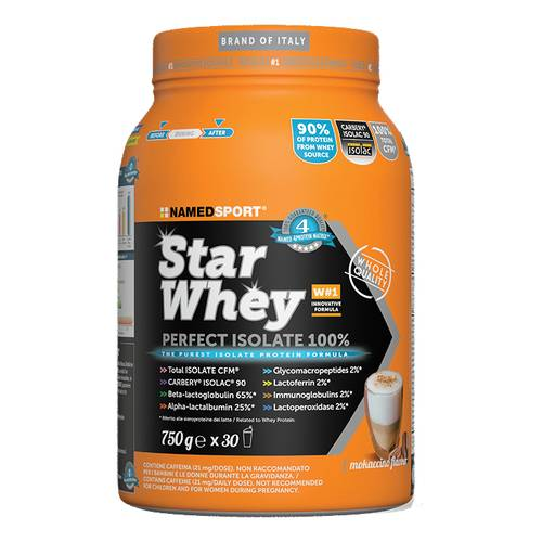 STAR WHEY ISOLATE MOKAC CR750G