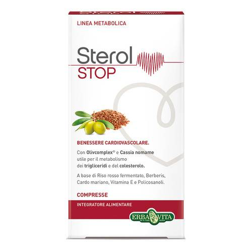 STEROL STOP 30CPR