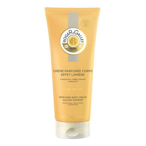 SUBLIME CREME OR 200ML
