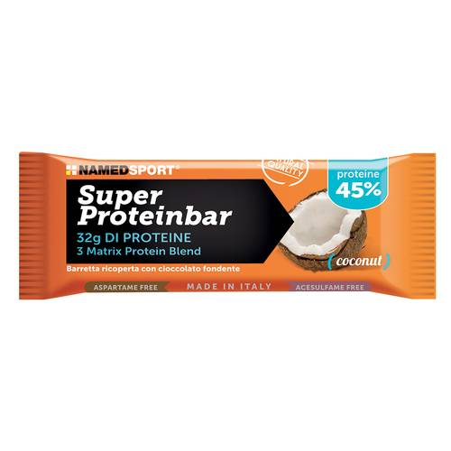 SUPERPROTEINBAR COCONUT 70G