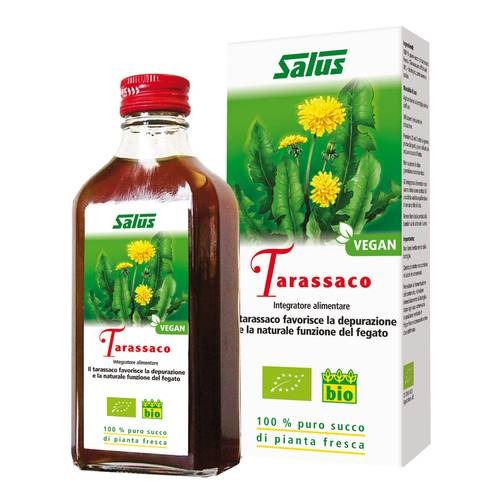 TARASSACO SUCCO 200ML BIO