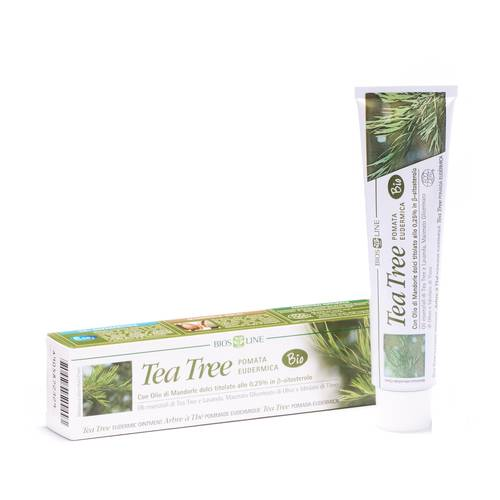TEA TREE POM BIO 50ML BIOSLINE