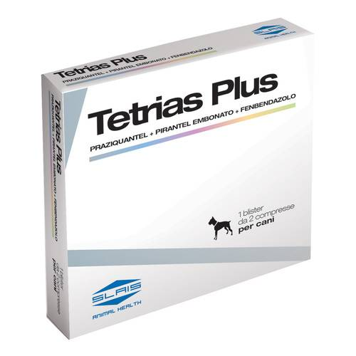 TETRIAS PLUS*2CPR
