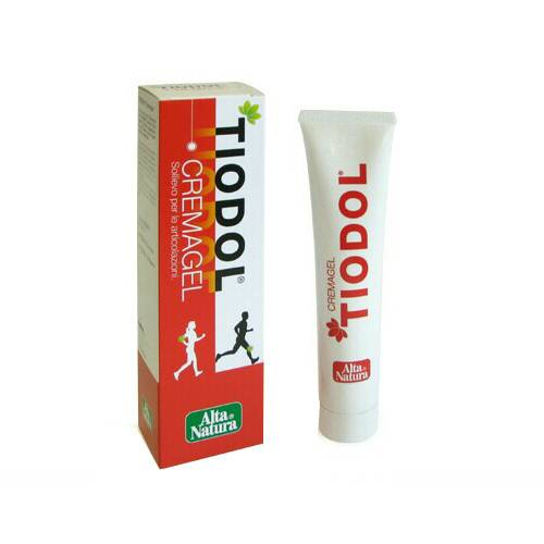 TIODOL CREMAGEL 75ML