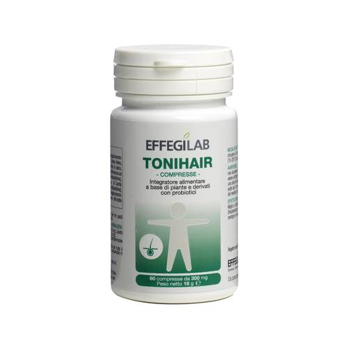 TONIHAIR INTEGRAT 60CPR 18G