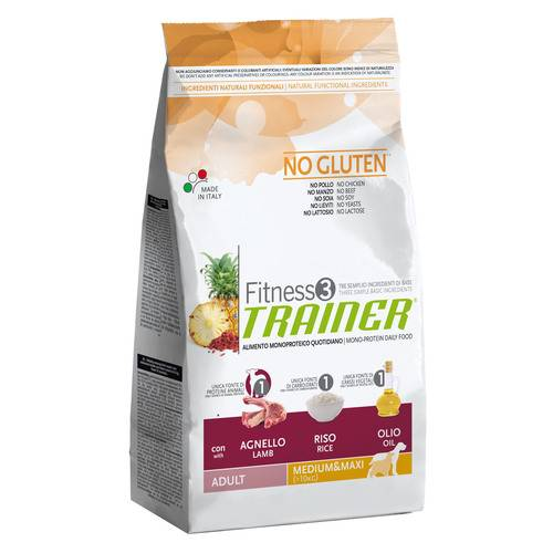 TRAINER F3 AD M&M AGN/R/O 3KG