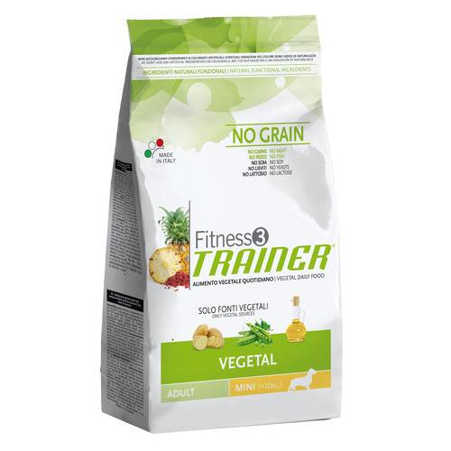 TRAINER F3 AD MINI VEG 2KG