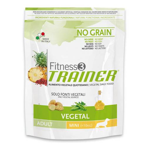 TRAINER F3 AD MINI VEG 800G