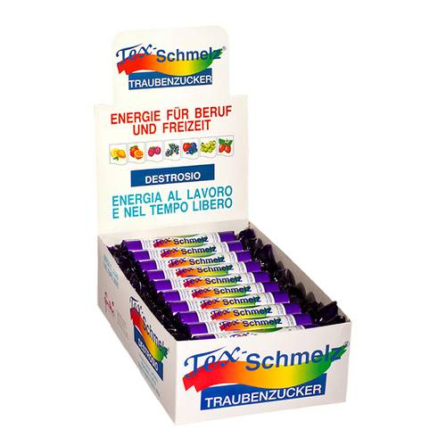 TRAUBENZUCKER FRUTTI BOSCO 33G