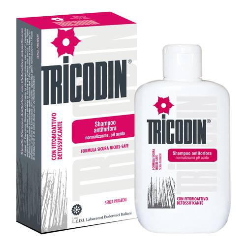 TRICODIN Shampoo Antiforfora  125 ml