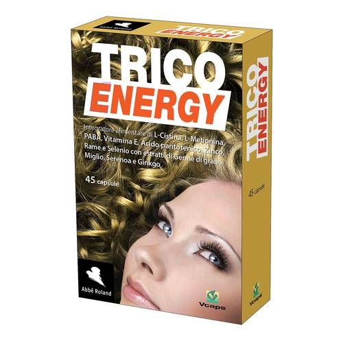 TRICOENERGY 45CPS 500MG