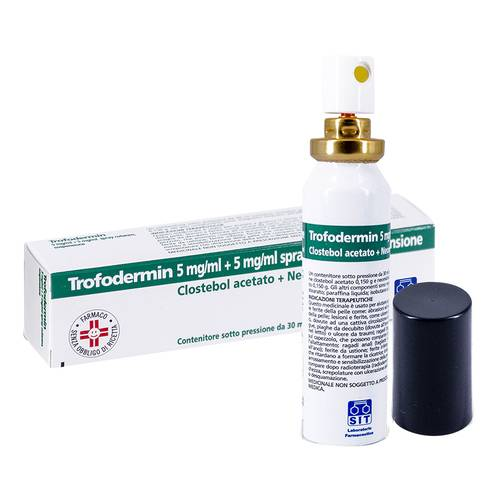 Trofodermin Spray 30 ml