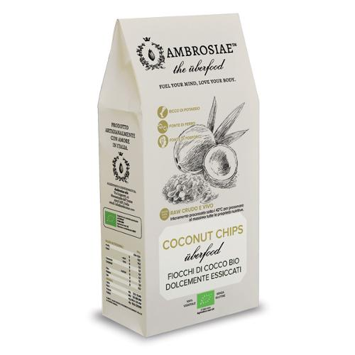 UBERFOOD COCONUT CHIPS BIO 100g