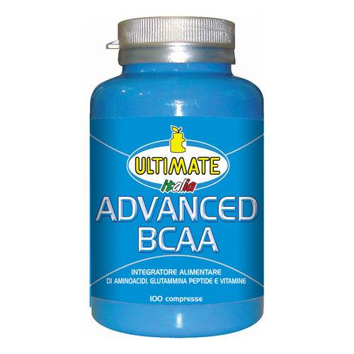 ULTIMATE ADVANCED BCAA 100CPR