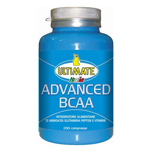 ULTIMATE ADVANCED BCAA 200CPR