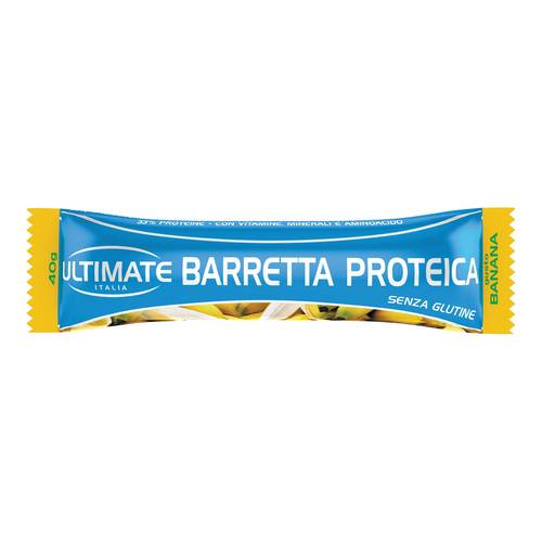 ULTIMATE BARR PROT BANANA 40G