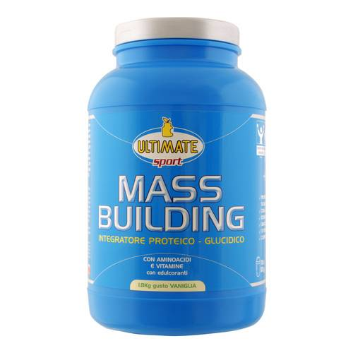 ULTIMATE MASS BUILDING VAN 1,8