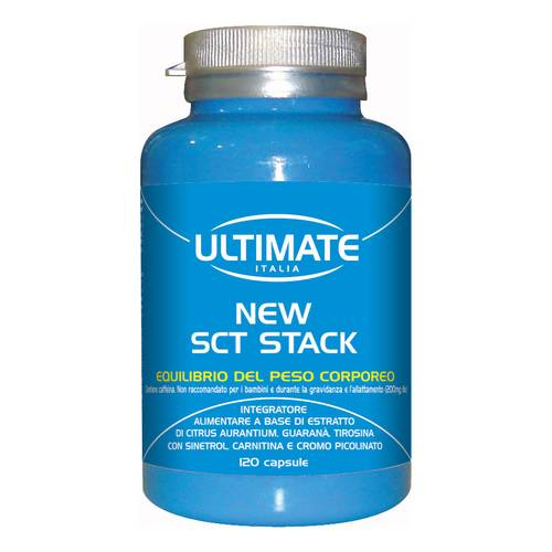 ULTIMATE SCT STACK 120CPS NF