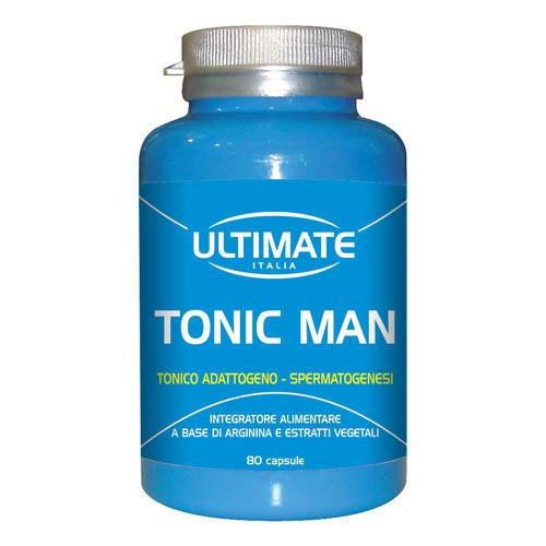 ULTIMATE TONIC MAN 80CPS