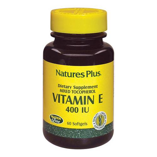 VITAMINA E 400 NATURE PLUS