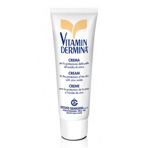 Vitamindermina Crema Zinco 50 ml.