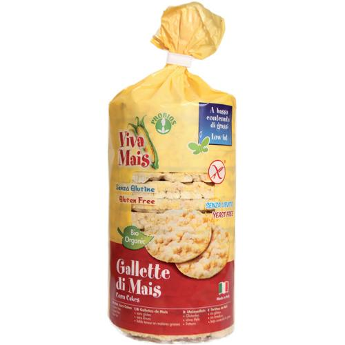 VVM GALLETTA MAIS C/SALE 100G