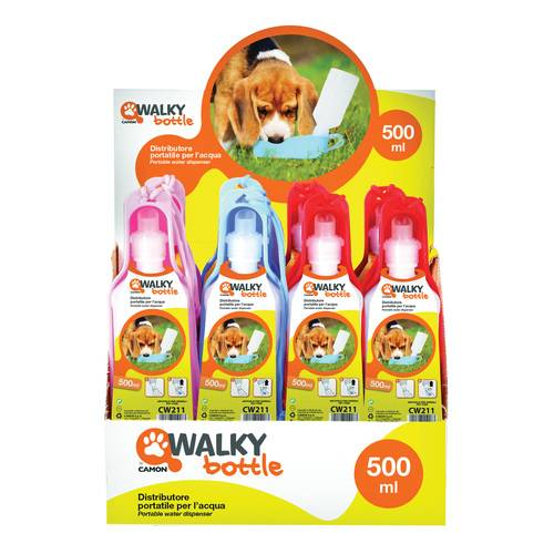 WALKYPETFEEDINGBOTTLE 500ML