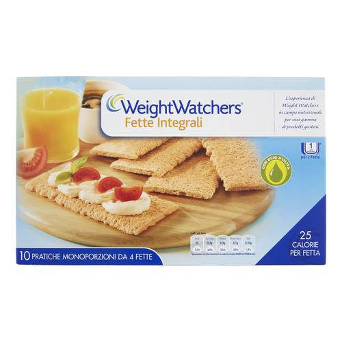 WEIGHT WATCHERS Fette Leggere 250