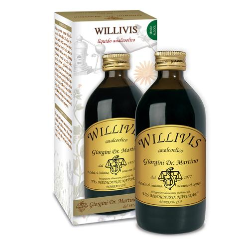 WILLIVIS LIQUIDO ANALCO 200ML