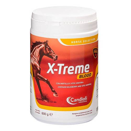 X-TREME BLOOD 600G