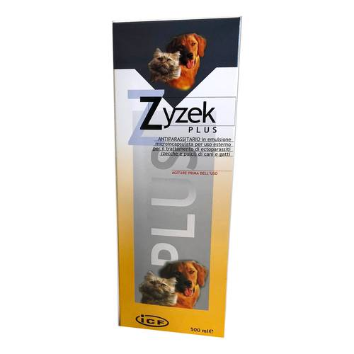 ZYZEK PLUS*FL PE 500ML